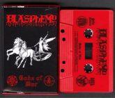 BLASPHEMY - Gods Of War - CASSETE