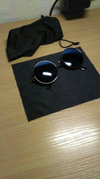 Óculos De Sol Redondo Ozzy Osbourne John Lennon, Raul 5.2 Cm ... e78dd7bc15