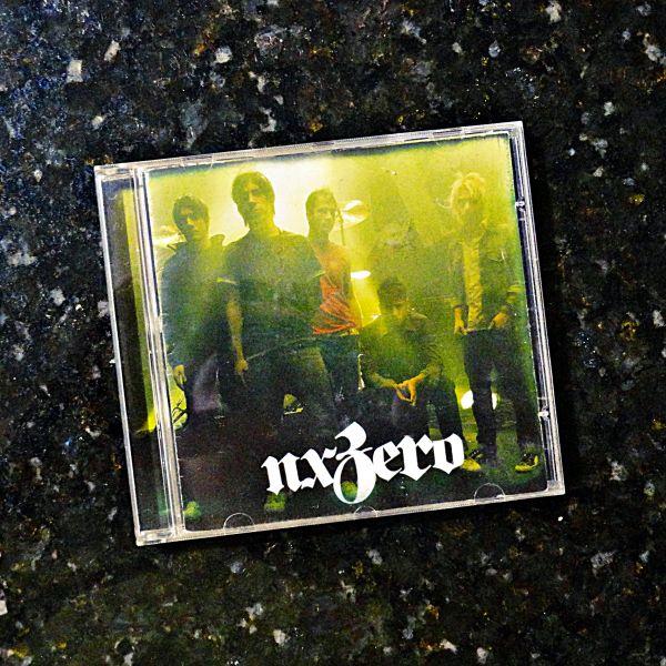 Álbum NX Zero - NX Zero (CD) - USADO