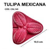 TULIPA MEXICANA 03 PONTAS CONJUGADA