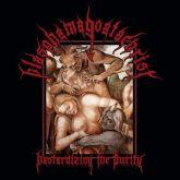 BLASPHAMAGOATACHRIST - Bastardizing the Purity - CD