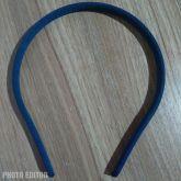 Tiara Encapara Azul Escuro (Unidade)