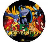 Papel Arroz Batman Redondo 007 1un