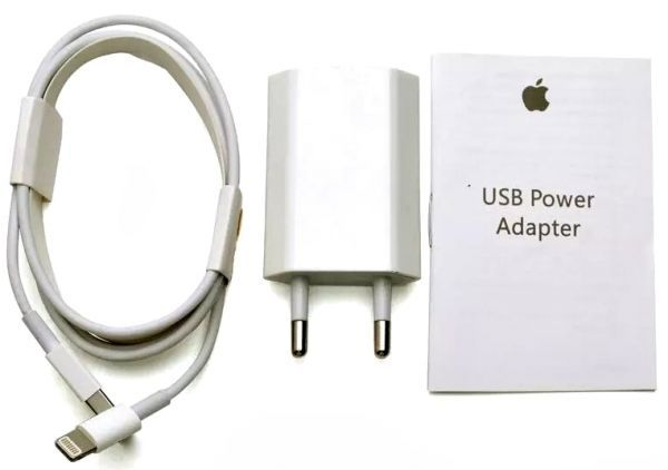 Cabo Usb + Fonte Iphone