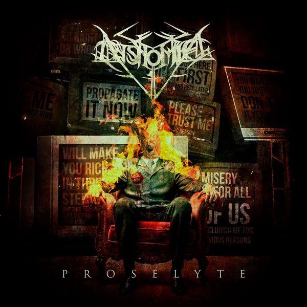 CD - Proselyte (2016)