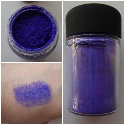 Pigmento Full Force Violet MAC