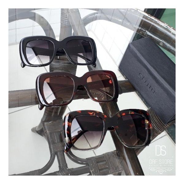 bc9083561 Óculos de sol feminino Celine Stella inspired - Daf Store