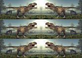 Papel Arroz Dinossauro Faixa Lateral A4 008 1un