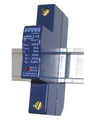 MPS-15-2 Protetor Contra Surtos de Tensão Monofásico 220V/230V  15kA