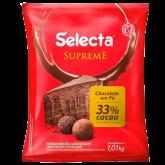 Chocolate em Pó 33% Cacau Supreme Selecta 1kg 1un