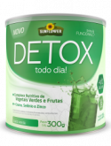 Detox  Solúvel 300g (Suco verde)
