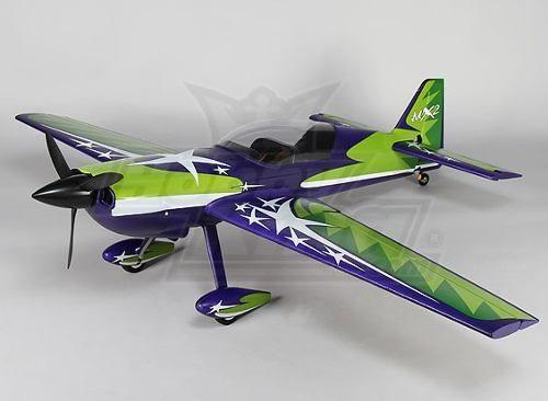 Aeromodelo Mx2 3d