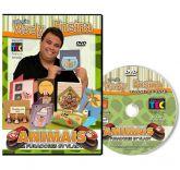 DVD Vlady Ensina - Animais com Furadores by Vlady