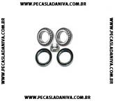 Kit de Rolamento Completo da Roda dianteira Niva Cada Roda (Novo) Ref. 0157