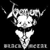VENOM - Black Metal - CD