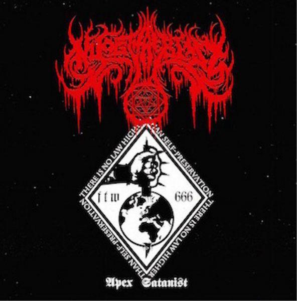 NYOGTHAEBLISZ - Apex Satanist - LP - BRAZILIAN RITUAL RECORDS