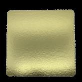 Cake Board Ouro Quadrado 32x32 1un