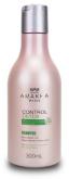 Control Detox - Shampoo - Refrescância e Controle da Oleosidade - 300ml