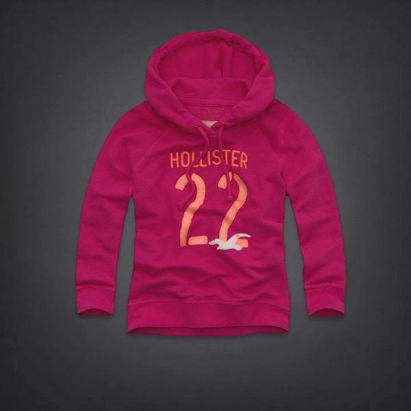 blusa de moleton hollister feminina - Loja de mestreandre02 c310598c1f