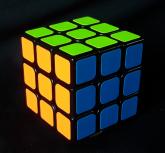 Cubo Mágico Qiyi Sail Mofangge 3x3x3 Qualidade Superior