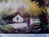 Pintura em Telas de Paisagem
