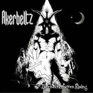 CD - Akerbeltz  ‎– Akerbeltz Coven Rising