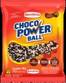 Choco Power Ball Micro Chocolate e Chocolate Branco Mavalério 500g 1un
