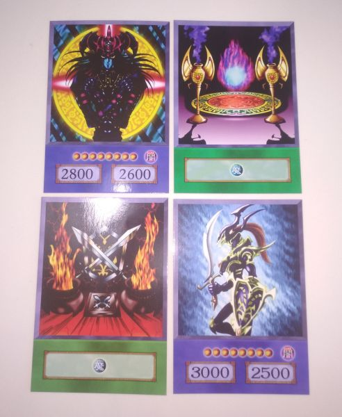 kit soldado do lustro + Mago do Caos + Ritual