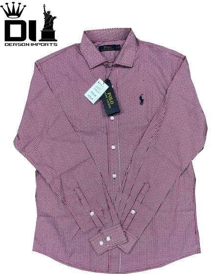 76a5803295e1e Camisa Social Ralph Lauren Masculina Original - ESTILO IMPORTADO ...