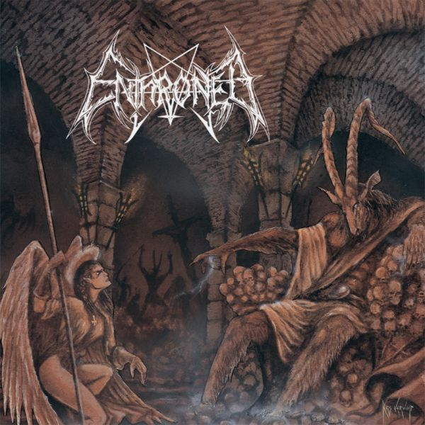 CD Enthroned – Towards the Skullthrone of Satan