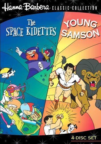 BRASINHAS ESPACIAIS E O JOVEN SÃO SÃO (Space Kidettes/Young Samson)