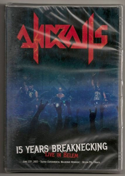DVD - Andralls - 15 Years Breaknecking