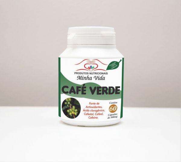 Café Verde - C/60 Cápsulas