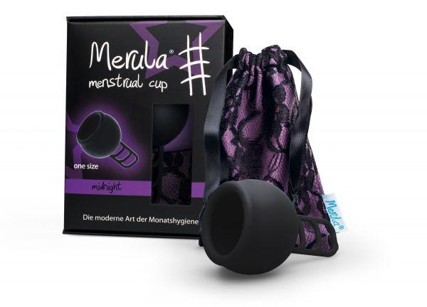 Merula One Size Midnight - preto