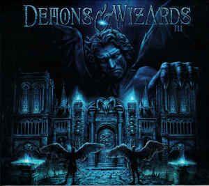 CD - Demons & Wizards – III