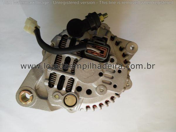ALTERNADOR HANCHA, MOTOR WANFENG, JFZ162B, 23100-F4211