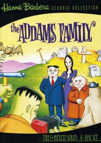 A Família Addams (Addams Family Animated)