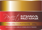 Intensive Red Mask