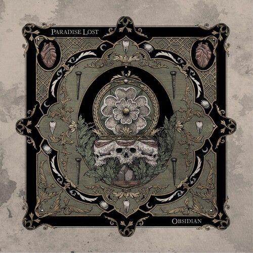 -CD Paradise Lost - Obsidian (NOVO ÁLBUM)