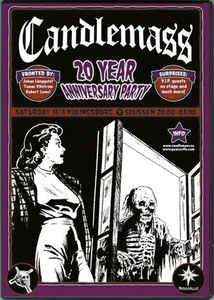 DVD - Candlemass ‎– 20 Year Anniversary Party
