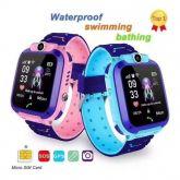 Relógio Infantil Gps Chamadas Sos Câmera Smartwatch Crianças