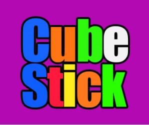 CubeStick Adesivo para Cubo Mágico