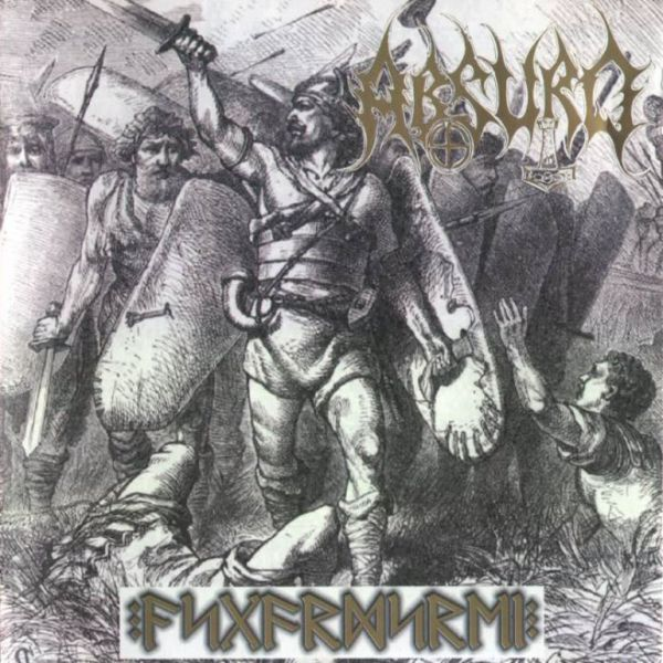 Absurd – Asgardsrei CD