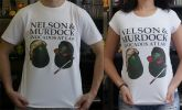 Camisa 'Nelson & Murdock – Avocados At Law'