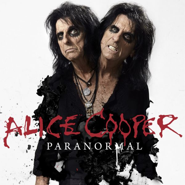 CD - Alice Cooper - Paranormal
