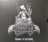 Slaughter Messiah – Cursed To The Pyre - CD