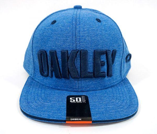 Boné Aba Reta Oakley Azul cod  21704 - 1001 Servicos de Vendas 07d9fe3dba9dd