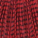 BARRED ROUND LEGS (Red/Black)