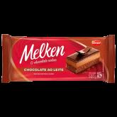 Barra de Chocolate ao Leite Harald Melken 500g 1un