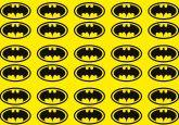 Papel Arroz Batman Faixa Lateral A4 009 1un